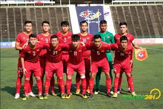 Sao trẻ Việt Nam lọt top 5 cầu thủ xuất sắc nhất U22 Đông Nam Á