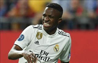 Nghỉ 2 trận giao hữu, thần đồng Real Madrid có nguy cơ 'ra rìa' tại ĐT Brazil