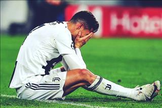 Juventus bi loai: Khi Lao Ba qua phu thuoc vao Ronaldo