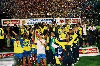 Copa America 2001: Ky Copa cua nhung cu soc