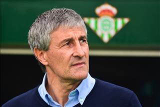 Quique Setien: Niem dam me o Seville