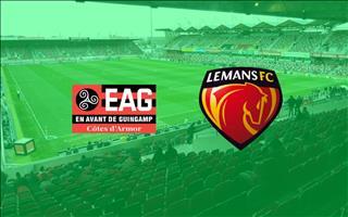 Nhận định Guingamp vs Le Mans 1h45 ngày 1/10 (Hạng 2 Pháp 2019/20)