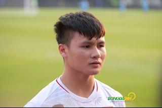 Quang Hải được tạp chí Forbes Việt Nam tôn vinh