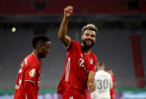 Bayern vui lòng với màn ra mắt của Choupo-Moting