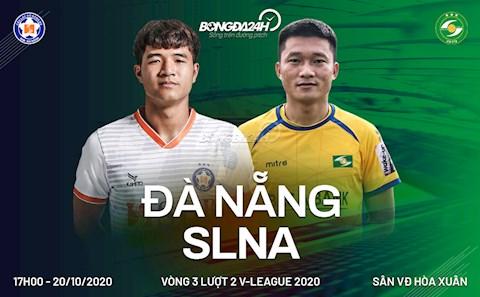 Nhận định bóng đá Đà Nẵng vs SLNA 17h00 ngày 20/10 (V-League 2020)