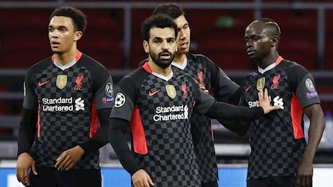 """""""Liverpool ăn may trước Ajax"""""""