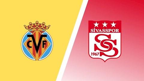 Nhận định bóng đá Villarreal vs Sivasspor 2h00 ngày 23/10 (Europa League 2020/21)
