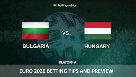 Nhận định bóng đá Bulgaria vs Hungary 1h45 ngày 9/10 (Playoff Euro 2020)