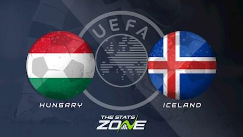 Nhận định bóng đá Hungary vs Iceland 2h45 ngày 13/11 (Playoff Euro 2020)