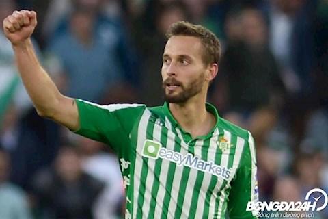 Tiểu sử cầu thủ Sergio Canales