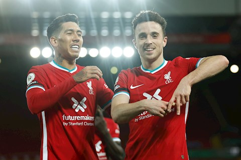 Liverpool và lời khẳng định của nhà vua