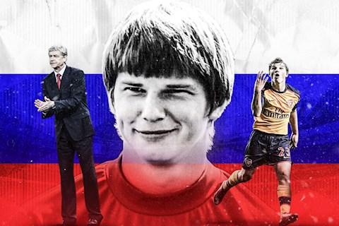 Andrey Arshavin và câu chuyện dài về vụ chuyển nhượng tới Arsenal