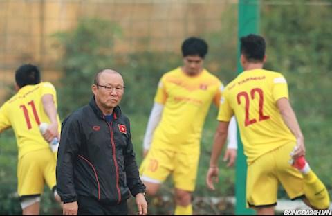 Năm 2021 thách thức đang chờ đón bóng đá Việt Nam