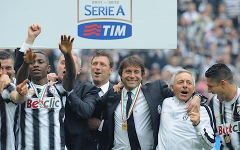 Juventus của Antonio Conte: Khởi đầu cho một đế chế thống trị calcio
