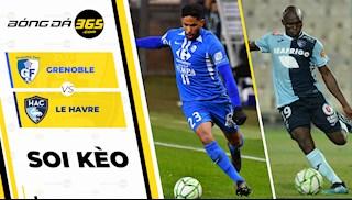 Nhận định Grenoble vs Le Havre 2h45 ngày 3/2 (Hạng 2 Pháp 2019/20)
