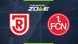 Nhận định bóng đá Regensburg vs Nurnberg 23h30 ngày 18/9 (Hạng 2 Đức 2020/21)