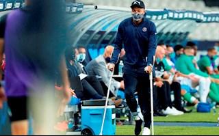 Dính chấn thương phải chống nạng, Mbappe có kịp dự tứ kết Champions League?