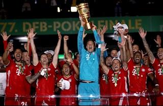 """Leverkusen 2-4 Bayern Munich: """"Hùm xám"""" hoàn tất cú đúp giải quốc nội"""