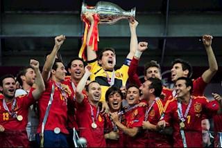 Chung kết Euro 2012: Italia-Tây Ban Nha: Ngày La Roja đi vào lịch sử