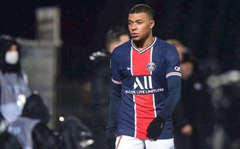 """""""Không ghi bàn, Mbappe vẫn hữu dụng với PSG!"""""""