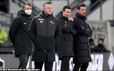 Wayne Rooney có chiến thắng đầu tiên trên cương vị HLV trưởng