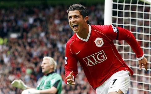 Mùa giải 2006/2007: Khi một Ronaldo săn bàn không biết mệt mỏi xuất hiện