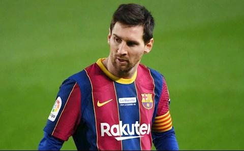 PSG thừa nhận có quan tâm tới Messi