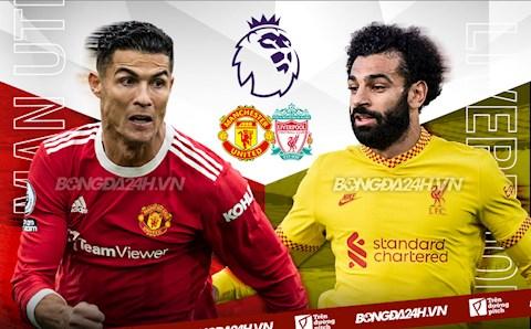Infographic: Những thông tin trước trận Man Utd vs Liverpool
