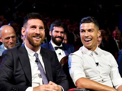 Những điểm trùng hợp khó tin giữa Cristiano Ronaldo và Lionel Messi