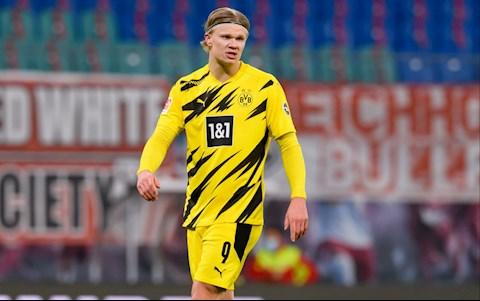 Người đại diện xác nhận: Haaland muốn rời Dortmund