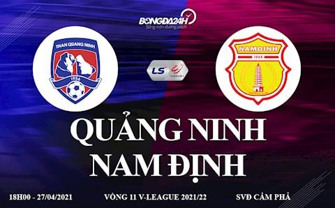 Trực tiếp bóng đá Việt Nam: Quảng Ninh vs Nam Định link xem VTV6