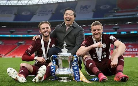 Leicester vô địch FA và 3 khoảnh khắc của trận chung kết