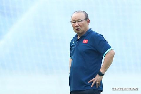HLV Park Hang Seo huấn luyện kiểu 4.0 trong thời gian cách ly