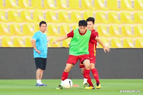 ĐT Việt Nam tìm kiếm quân xanh quốc tế trước trận gặp Saudi Arabia