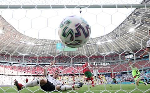 Những hình ảnh đẹp nhất trong kỳ EURO cuối cùng của Cristiano Ronaldo