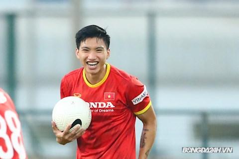Có nên sử dụng Đoàn Văn Hậu cho vòng loại U23 châu Á 2022?
