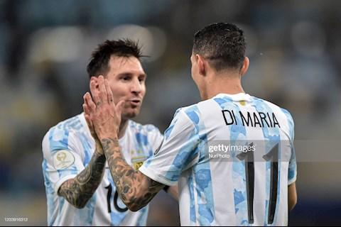 Di Maria và sứ mệnh đem vinh quang về cho Messi