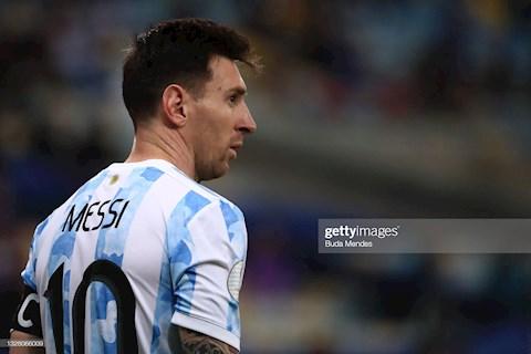 Tiết lộ sốc về Messi sau trận chung kết Copa America 2021