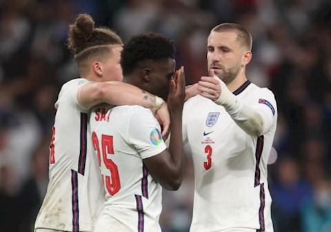 Bukayo Saka lần đầu tiên lên tiếng sau trận chung kết Euro 2020