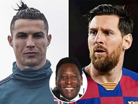 Pele chỉ ra 10 cầu thủ vĩ đại nhất: Không Messi và Ronaldo