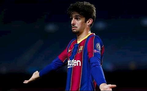 Barca và Koeman đã sai khi hắt hủi Trincao?