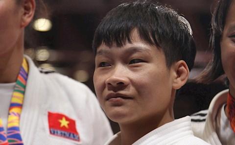 Tiểu sử vận động viên Nguyễn Thị Thanh Thủy bộ môn Judo