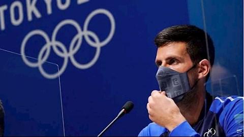 Novak Djokovic quyết giành huy chương Vàng tại Olympic Tokyo 2020