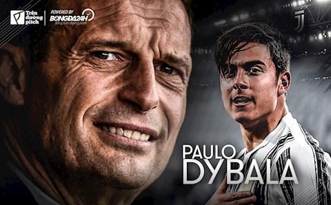 Paulo Dybala sẽ là viên ngọc trên quyền trượng của Max Allegri