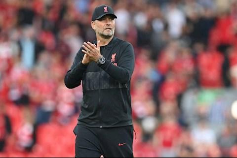 HLV Jurgen Klopp ngợi khen Mane sau trận thắng trước Crystal Palace