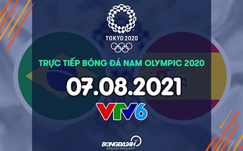 Trực tiếp thông tin trước trận Brazil vs Tây Ban Nha (Chung kết Olympic 2020)