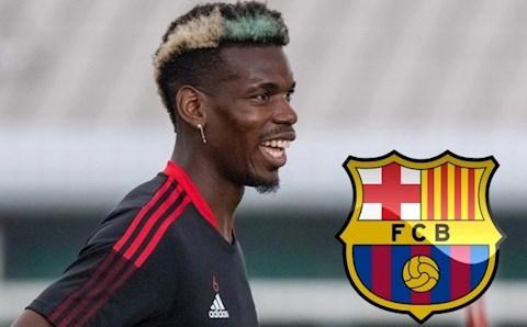 Barca lên kế hoạch cuỗm Pogba từ MU
