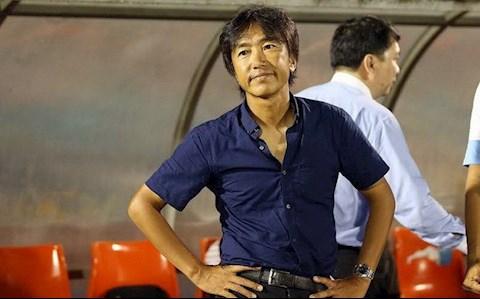 HLV Miura có công việc mới sau khi chia tay CLB TP.HCM