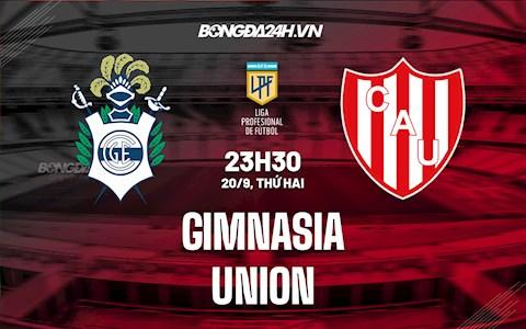Nhận định bóng đá Gimnasia vs Union 23h30 ngày 20/9 (VĐQG Argentina 2021/22)