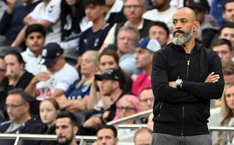 Tottenham thua thảm Chelsea, HLV Nuno Santo tâm phục khẩu phục
